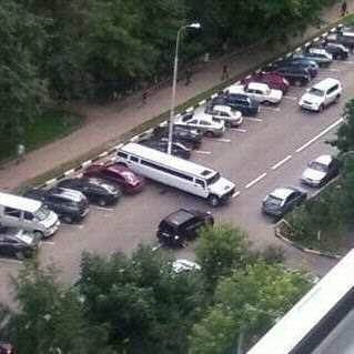 Parkujem ako šéf!