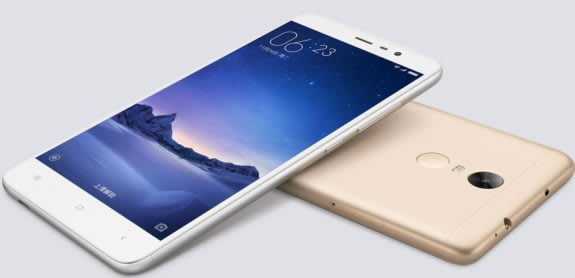 New device -> Xiaomi